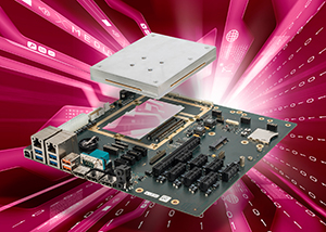 XC15 - Rugged COM Express® Evaluation Carrier Board