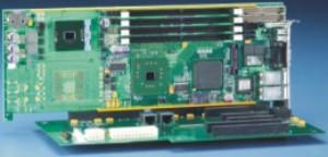 Trenton SLI PICMG 1.3 System Host Board