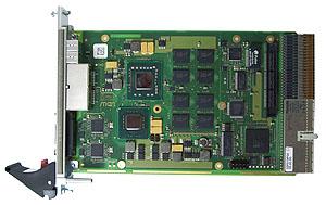 F19P - 3U CompactPCI® PlusIO Intel® Core 2 Duo SBC