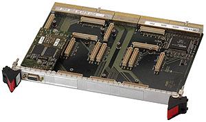D202 - 6U CompactPCI® PC-MIP® Carrier Board