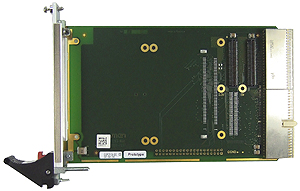 F213 - 3U CompactPCI® PMC Carrier