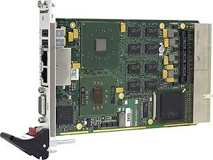 F14 - 3U CompactPCI®/Express Pentium® M SBC