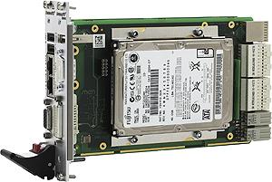 F602 - 3U CompactPCI® Express Side Card