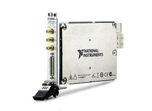 NI PXIe-6548 400 Mbits/s Digital Stimulus Response Instrument