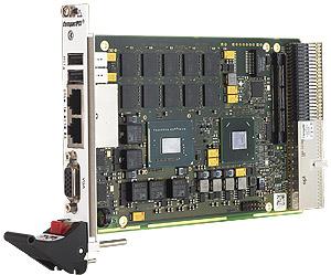 F22P - 3U CompactPCI® PlusIO Intel® Core i7 CPU Board