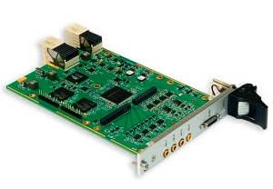 3U CPCI Audio / Video Input Module VIM554