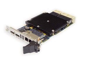 3U CompactPCI Intel IvyBridge (2/4 Cores) CPU board CPC512