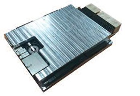 3U 5HP CompactPCI S.0 Intel Core i7 CPU Board CPC510 with Conduction Cooling