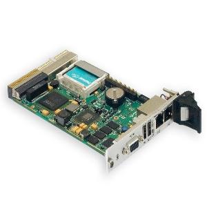 3U Compact PCI Intel Atom based CPU board CPC508