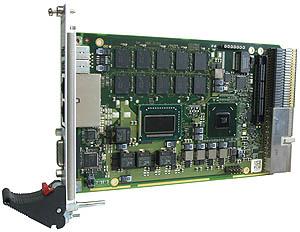 F21P - 3U CompactPCI® PlusIO (2nd Gen) Intel® Core i7 SBC