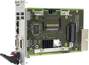 F603 - 3U CompactPCI® Side Card USB/COM