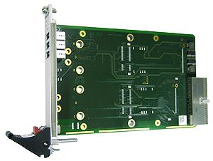 F212U - 3U CompactPCI® Triple USB Interface