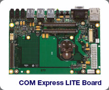 COM Express LITE Carrier Board