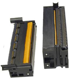 CN074 AdvancedMC connectors for AdvancedTCA systems