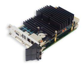 Intel® Сore 2 Duo 3U CompactPCI SBC CPC506