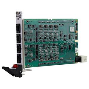 G403 - 3U CompactPCI Serial Binary I/O Card for Railways