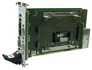 F600 - 3U CompactPCI® Side Card for SATA/Legacy I/O