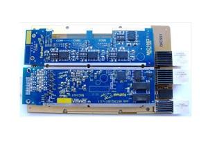 3U CompactPCI Serial Mezzanine Carrier Module DIC551