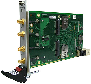 G212 - CompactPCI® Serial PCIe® MiniCard Carrier