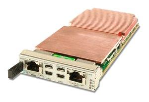 AMC723 - PrAMC based on Intel Core I PCIe/XAUI fabric)