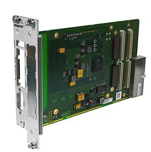 F605 - 3U CompactPCI® Side Card XMC/PMC