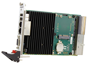 F23P - CompactPCI® PlusIO SBC with Intel® Core i7, 4th Generation