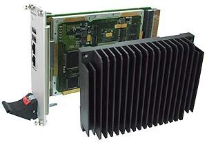 F50P - 3U CompactPCI® PlusIO MPC8548 SBC