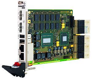 G22 - 3U CompactPCI® Serial Intel® Core i7 CPU Board