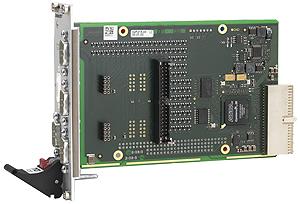 F215 - 3U CompactPCI® Universal Interface Board