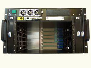AdvancedTCA 6U System w/ redundant cooling