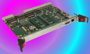 PP 712/08x - 6U CompactPCI SBC: Intel Core i7 Processor