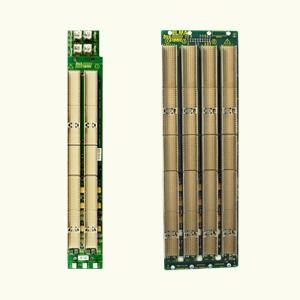 Low Profile CompactPCI Backplanes