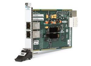 NI-8234 Dual Gigabit Ethernet Interface for PXI Express