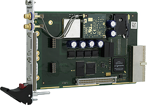F210 - 3U CompactPCI® GSM/GPS/UART Interface
