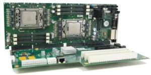 Trenton JXT6966 System Host Board