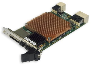 3U CompactPCI Serial PCI Express Switchboard KIC552