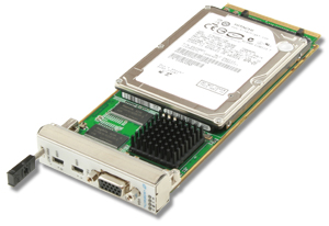 AMC608 - AMC 2.5 Inch SAS/SATA, Graphic and USB