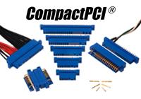CompactPCI power connector