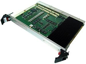 D602 - Triple-Redundant 6U CompactPCI® PowerPC® SBC