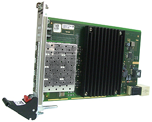 G211F - 3U CompactPCI® Serial Quad Fiber Optics Interface