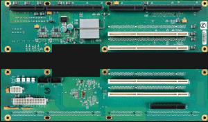 BPX8087 PCI-X / PCI Express Backplane
