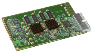 H264-cPCI8 - 8 Channel H.264 Video Codec for CompactPCI