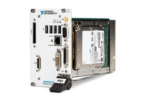 NI PXI-8110 2.26 GHz Quad-Core PXI Embedded Controller