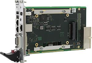 F604 - 3U CompactPCI® Side Card FireWire