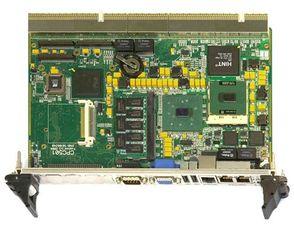 6U CompactPCI Pentium® M SBC CPC501