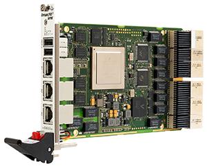 G51 - 3U CompactPCI® Serial QorIQ Communications CPU Board