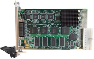 MPEG4cPCI - 4-Channel MPEG-4 Video Encoder/Decoder for CompactPCI