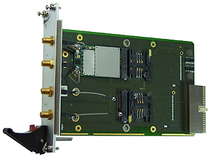 F212 - 3U CompactPCI® PCIe® MiniCard Carrier