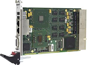 F18 - 3U CompactPCI®/Express Core 2 Duo SBC