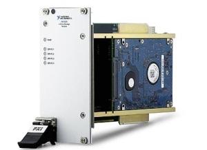 NI 8260 4-Drive, 1 TB In-Chassis High-Speed Data Storage Module